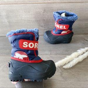 Sorel Commander 5 Snow Boots